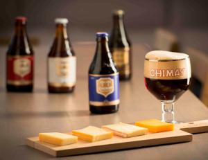 4 loại bia Chimay nhập khẩu