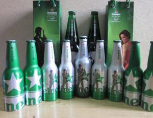 bia heineken nhập khẩu chai nhôm