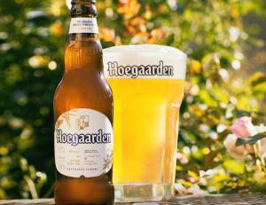 bia hoegaarden có cặn nên uống không