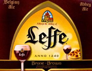 bia leffe nâu đặc biệt