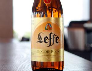 bia bỉ leffe