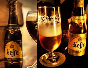 bia leffe nhập bỉ