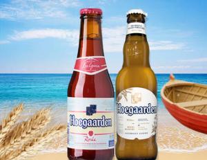 hương vị có trong bia hoegaarden nhập khẩu