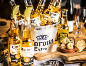 giá bia corona extra
