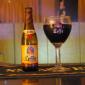 hương vị bia leffe nâu