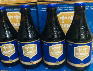 bia chimay xanh nhập Bỉ