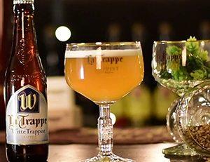 Bia La Trappe Witte Trappist
