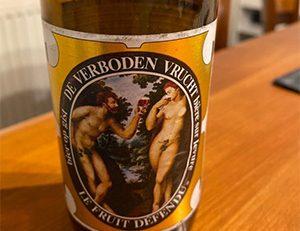 Bia Hoegaarden le fruit defendu