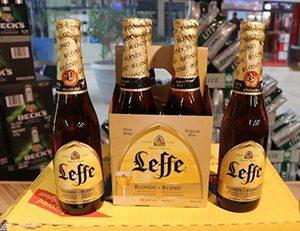 Bia Leffe Vàng