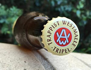 Bia Westmalle tripel
