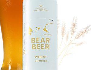 Bia Gấu Beer Bear Wheat Imported
