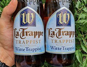 Bia La Trappe Witte