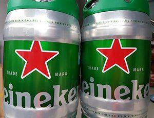 Bia Heineken Bom 5lit