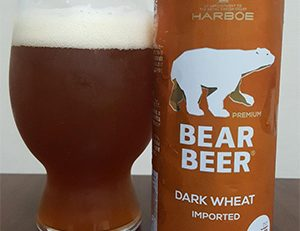 Bia Gấu Bear Beer Dark Wheat