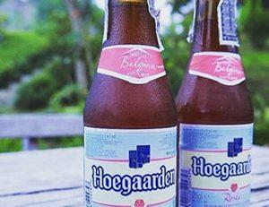 Bia Hoegaarden Rosee