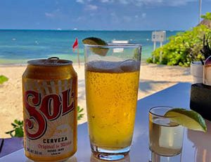 bia sol cerveza original