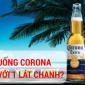 có nên uống bia corona với 1 lát chanh